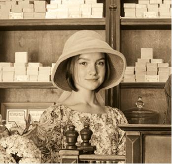 Фотосессия в интерьерах музея